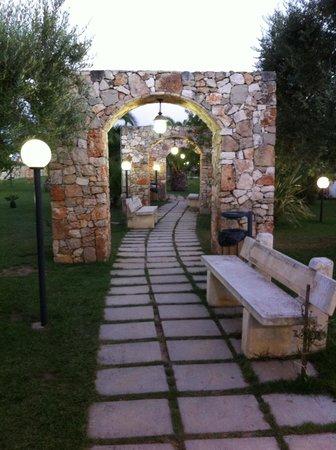 I Tarocchi: giardino