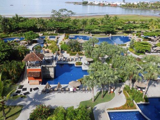 Los Suenos Marriott Ocean & Golf Resort: Pool area