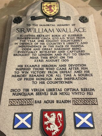 Fun London Tours: William Wallace