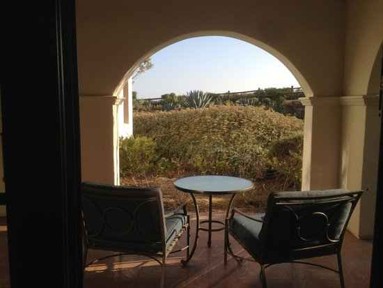 The Ritz-Carlton Bacara, Santa Barbara: patio off room