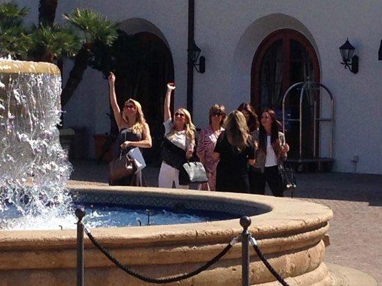 The Ritz-Carlton Bacara, Santa Barbara: Real Houswives