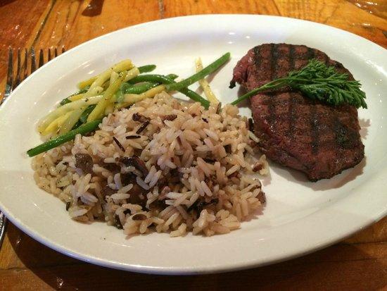 Gun Barrel Steak & Game House: Steak