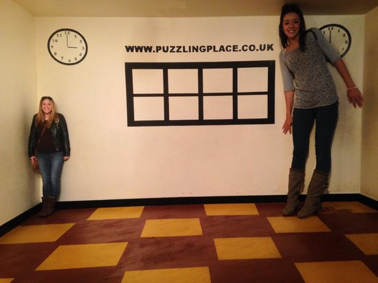 The Puzzling Place : Puzzle place