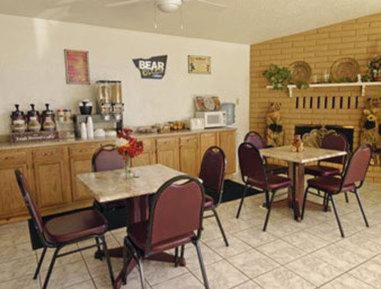 Travelodge Ruidoso: Breakfast Area
