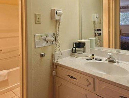 Travelodge Ruidoso : Bathroom
