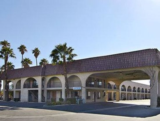 Travelodge Indio : Welcome to the Indio Travelodge, located 20 miles from the Palm Springs Airport.