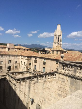 Girona Cathedral (Catedral) : Gerone Cathédrale