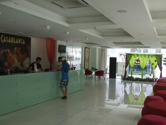 This Is A Front Picture Of Arenaa Star Hotel Kuala Lumpur