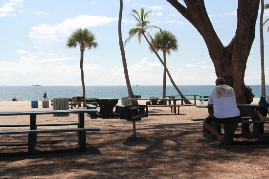 Fort Lauderdale Beach Park : Beach Park