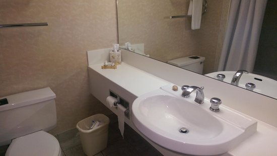 Inn at Laurel Point: Bathroom