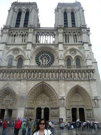Tours de la Cathedrale Notre-Dame : Norte-Dame Carhedral