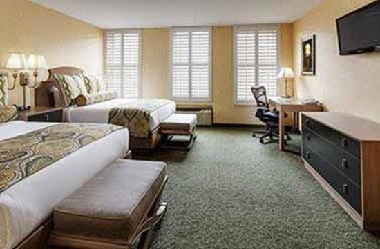 Parkview Hotel: Parkview Double