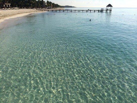 Azul Beach Resort The Fives Playa Del Carmen: Amazing beach