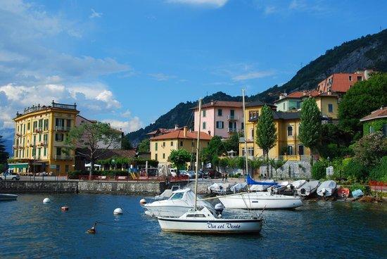 Boat landing near Villa Torretta
