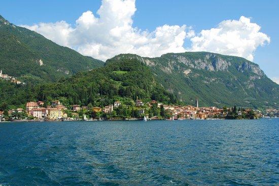 Villa Torretta: Varenna from Boat