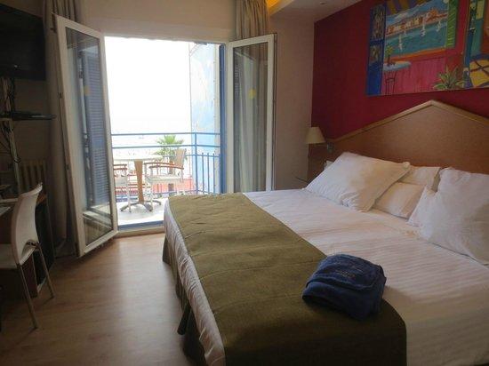 Hotel Platjador: Avec vue mer