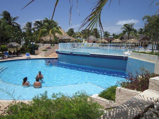 Sol Cayo Coco: Great swimming pool