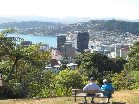 Wellington Botanic Garden: Wellington