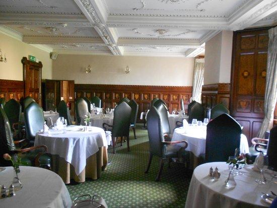 Ettington Park Hotel : Dining room