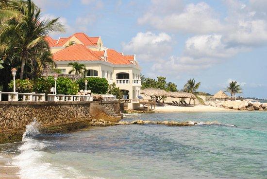 Avila Beach Hotel : Western pier