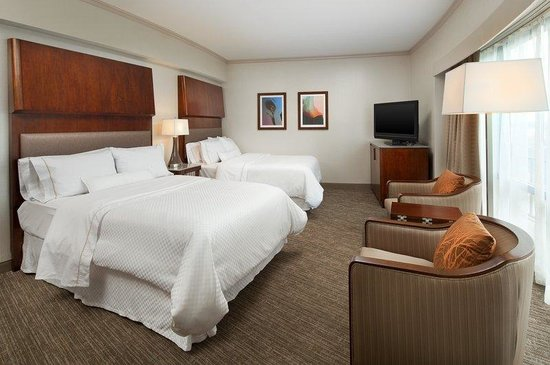The Westin Seattle: Traditional Double Room