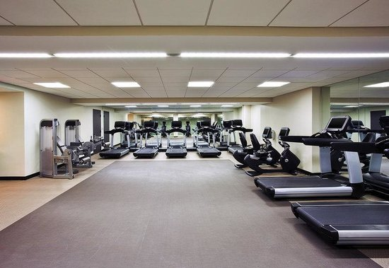The Westin Indianapolis: Fitness Center