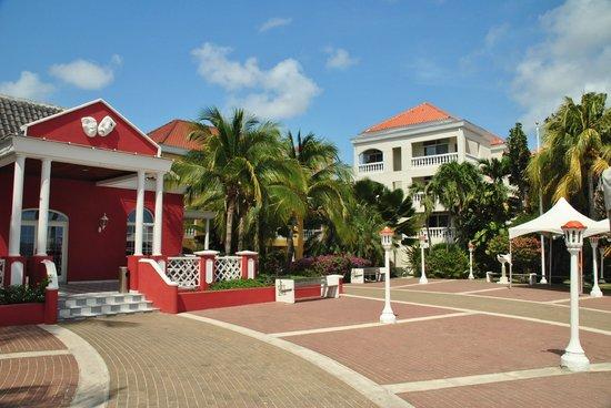Avila Beach Hotel : Theatre within hotel