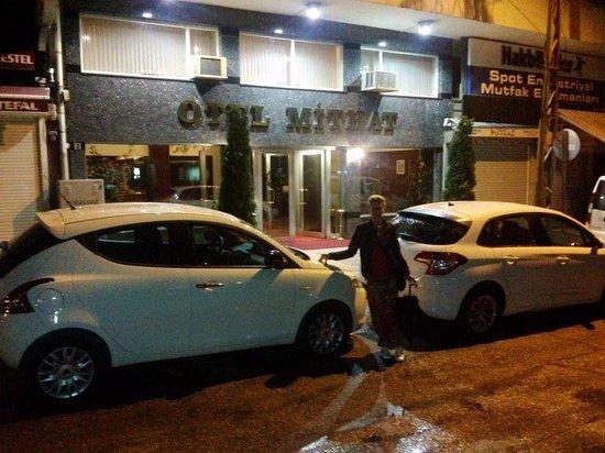 Hotel Mithat: l' ingresso