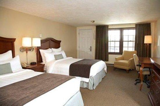 Holiday Hill Motor Inn: Standardroom Doublebeds GDS