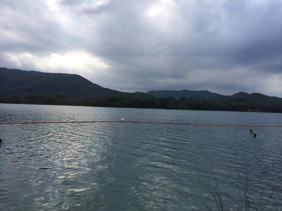 Lake Banyoles : Lac