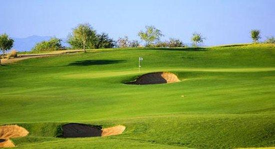 Wyndham Green Valley Canoa Ranch Resort: Golf