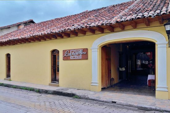 Casa del Alma Hotel Boutique & Spa : Fachada del Hotel