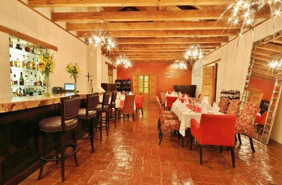 Casa del Alma Hotel Boutique & Spa: Restaurante El Secreto