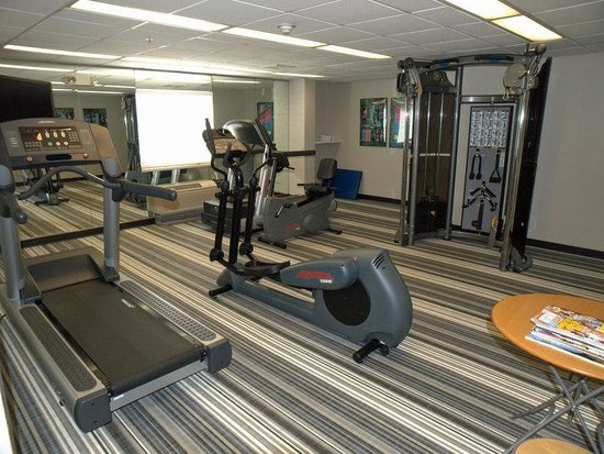 Candlewood Suites Chicago O'Hare: Fitness Center