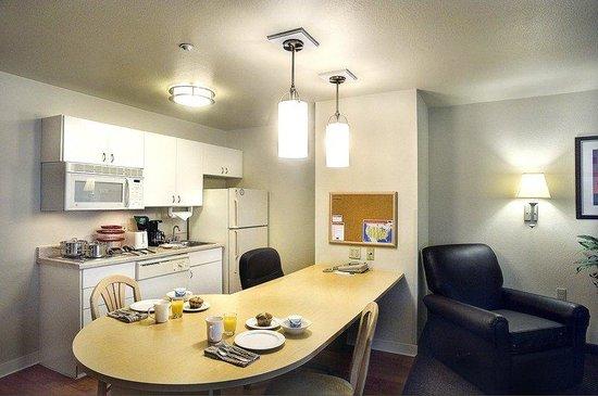 Candlewood Suites Austin-Round Rock : One Bedroom Suite