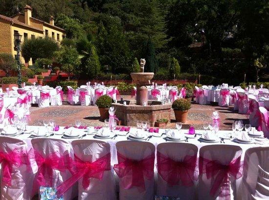 Hacienda La Herriza Hotel: wedding of my dreams