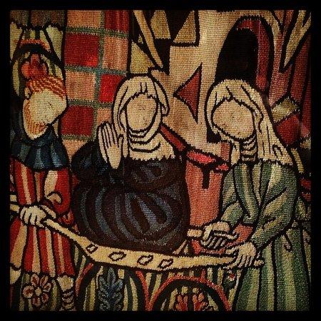 Musée d'Unterlinden : tapestry