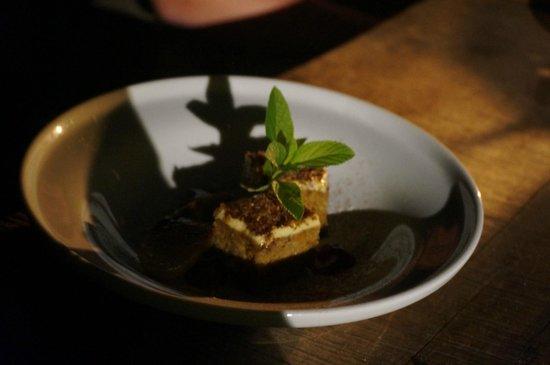 Ka'Kau Jungle Cabinas: Carrotcake dessert