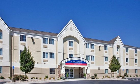 Candlewood Suites Junction City - Ft. Riley: Hotel Exterior