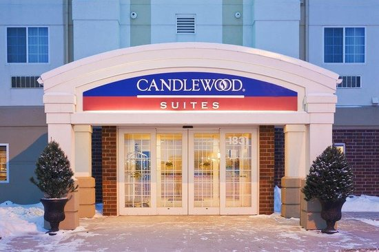 Candlewood Suites Fargo: Welcome to Fargo Candlewood Suites!
