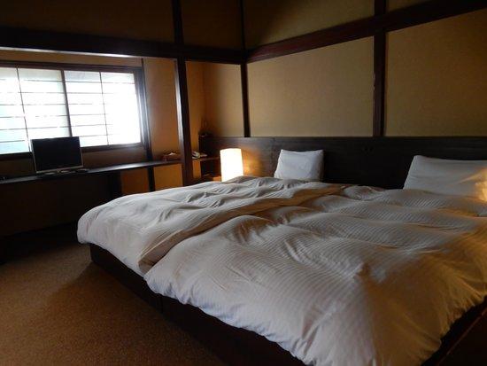 Kakumeikan Matsuzakaya Honten: 洋室