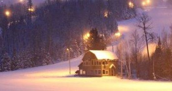 The Lodge at Giant's Ridge: Ski Hill