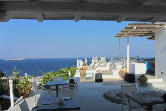 Omiros Hotel: Hotel Omiros