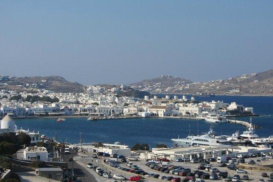 Omiros Hotel: Mykonos