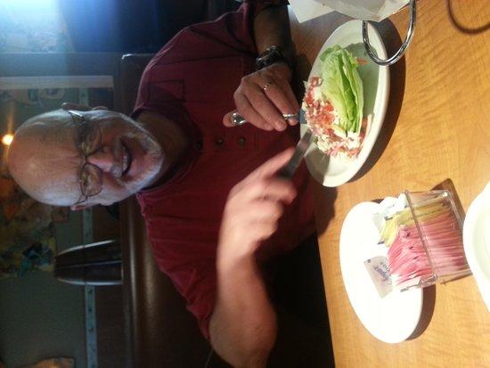 Rattler's BBQ : Mel's Favorite Salad