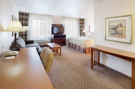Staybridge Suites Austin-Round Rock: Queen Bed Guest Suite