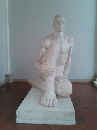 Pinacoteca del Estado: Escultura