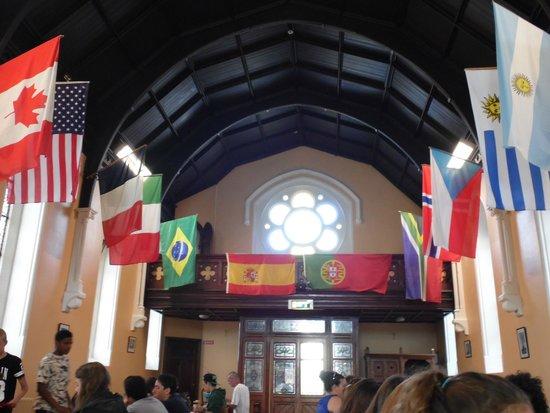 Dublin International Youth Hostel: -