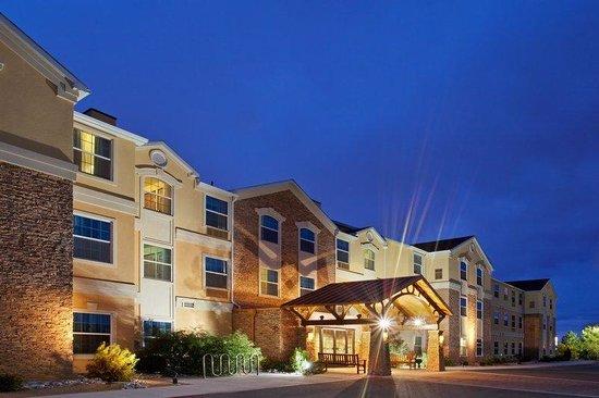 Staybridge Suites Albuquerque North: Hotel Exterior