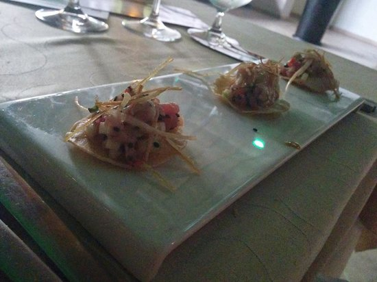 El Dorado Casitas Royale, by Karisma: Enjoy all the meals courses.